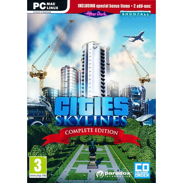 Cities Skylines Complete Edition PC Game