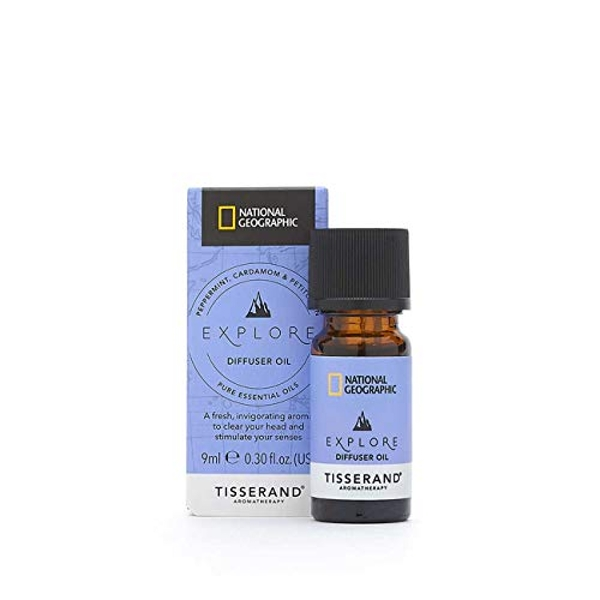 Tisserand Aromatherapy National Geographic Explore Diffuser Oil 9ml