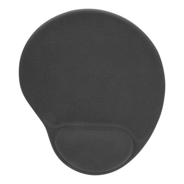 Speedlink Vellu Mousepad with Gel Wristrest Support (Black)