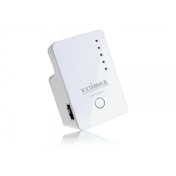 Edimax EW-7438RPNMINI WiFi Repeater Wallplug 300mbps UK Plug
