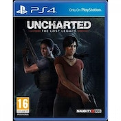 Uncharted The Lost Legacy PS4 Game (with Jak & Daxter The Precursor Legacy)