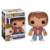 Marty Mcfly (Back to the Future) Funko Pop! Vinyl Figure