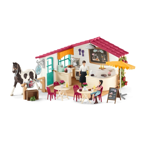 Schleich - Horse Club Rider Cafe