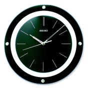 Seiko QXA314J Stylish Wall Clock - Black