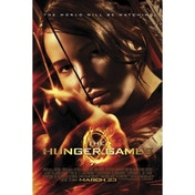 Neca The Hunger Games - Aim Maxi Poster