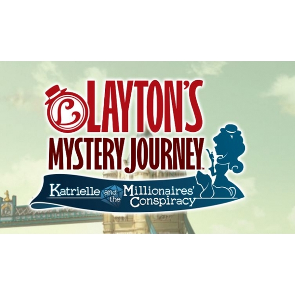 Layton's Mystery Journey Katrielle and the Millionaires Conspiracy 3DS Game - Image 2
