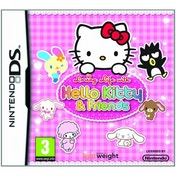 Hello Kitty Loving Life Game DS
