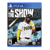MLB The Show 21 PS4 Game