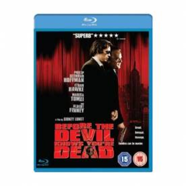 Before The Devil Knows Youre Dead Blu-Ray