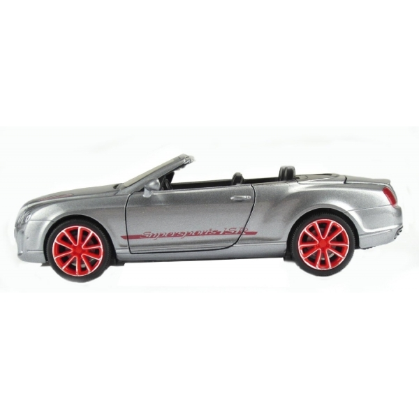 MSZ Vroom Tech 1:32 Scale Bentley Friction Die Cast Car