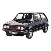 VW Golf GTi Pirelli 1:24 Revell Model Kit