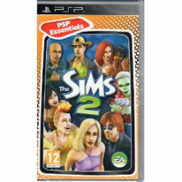 The Sims 2 Game (Essentials) PSP