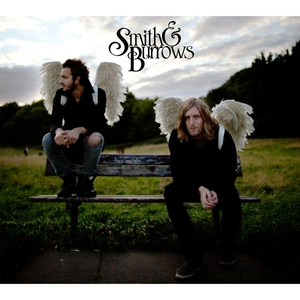 Smith & Burrows - Funny Looking Angels CD