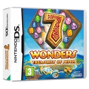 Ex-Display 7 Wonders Treasures of Seven Game DS Used - Like New