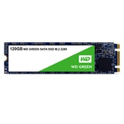 Western Digital WDS120G2G0B WD 120 GB Internal SSD M.2 SATA, Green