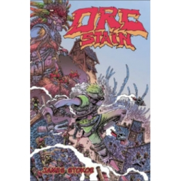 Orc Stain: v. 1 by James Stokoe (Paperback, 2010)