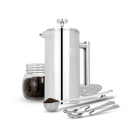 French Press Cafetiere Set | M&W 350ml