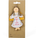 Angel to watch over me Decoration