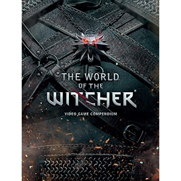 The World of the Witcher by CD Projekt Red (Hardback, 2015)