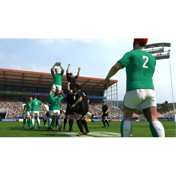 Rugby World Cup 2011 Game Xbox 360 - Image 2
