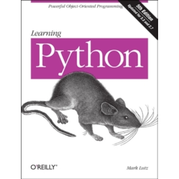 Learning Python: Powerful Object-Oriented Programming by Mark Lutz (Paperback, 2013)