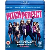 Pitch Perfect Blu-Ray & UV Copy