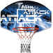Sure Shot Team Attack Basketball Ring and Backboard - Image 2