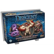 Descent 2nd Edition Stewards of the Secret Expansion