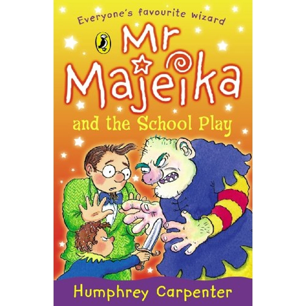 Mr Majeika and the School Play by Humphrey Carpenter (Paperback, 1992)