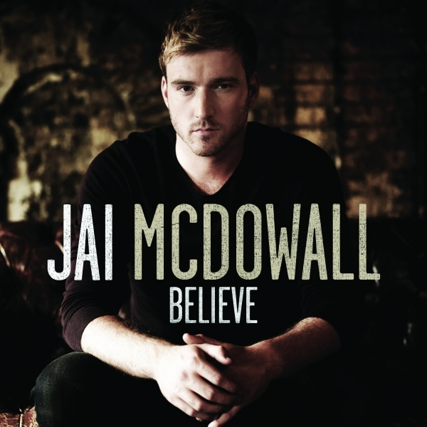 Jai McDowall Believe CD