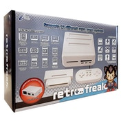 Retro Freak 12-1 Retro Games Standard Edition Console (No Adapter Included)