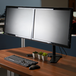 Dual Arm Monitor Stand | M&W - Image 5