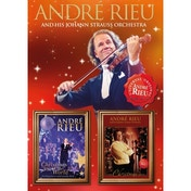 Andre Rieu: Christmas Around the World/The Christmas I Love DVD
