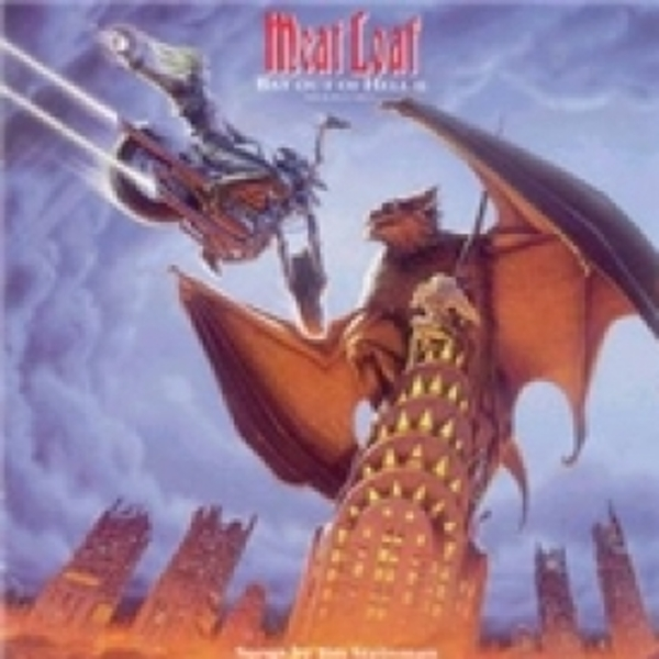 Meat Loaf Bat Out Of Hell CD