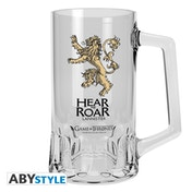 Game Of Thrones - Lannister Tankard