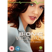Bionic Woman - The Complete Series DVD