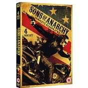 Sons Of Anarchy: Season 2 DVD