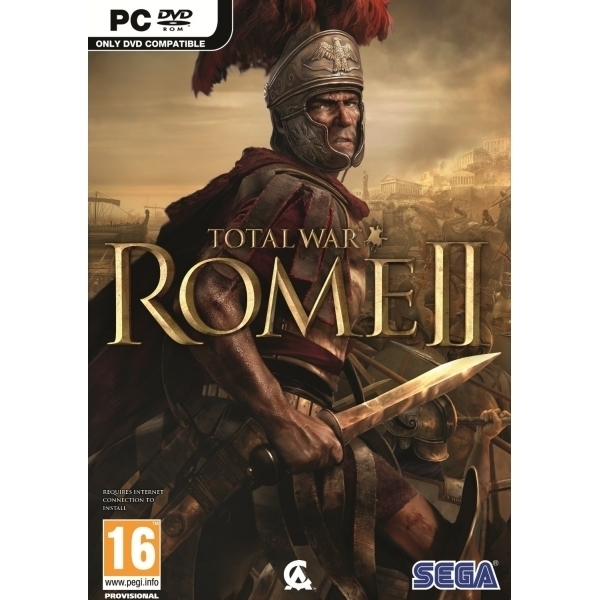 Total War Rome II 2 PC Game (Boxed and Digital Code)