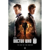 Doctor Who - Day Of The Doctor Maxi Poster