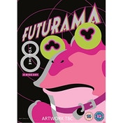 Futurama - Season 8 DVD