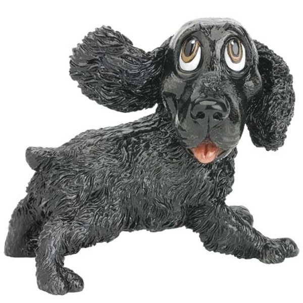 Little Paws Figurines Jarvis - Cocker Spaniel Black