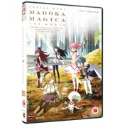 Puella Magi Madoka Magica The Movie: Part 1 - Beginnings DVD
