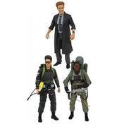 Ghostbusters 2 Select Figures