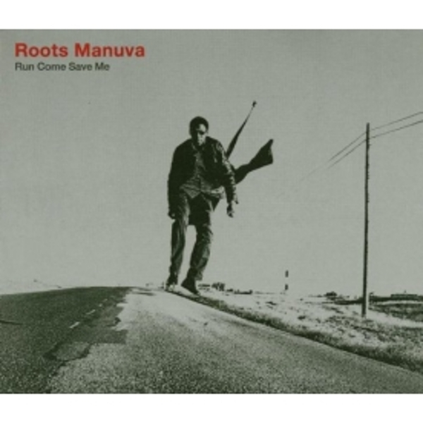 Roots Manuva - Run Come Save Me CD