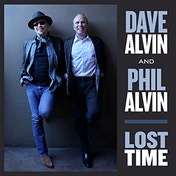 Dave Alvin & Phil Alvin - Lost Time Vinyl