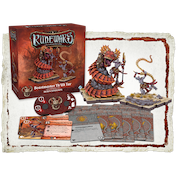 Runewars Miniatures Game: Beastmaster Th'Uk Tar Hero Expansion Pack