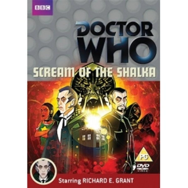 Doctor Who Scream Of The Shalka DVD