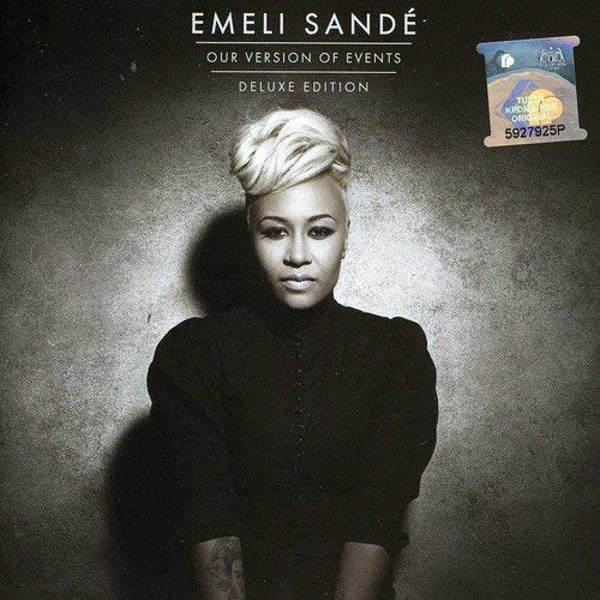 Emeli Sande - Our Version Of Events - Deluxe Edition CD