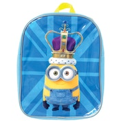 Despicable Me Minion British Crown Back Pack