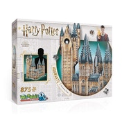 Wrebbit 3D Harry Potter Hogwarts Astronomy Tower Jigsaw Puzzle 875 Pieces